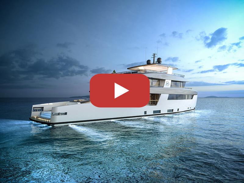 Rosetti Superyacht 35M