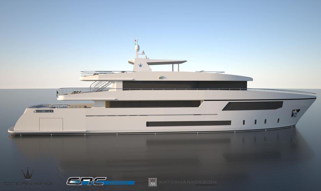Ocean King Yacht - Ocean Queen