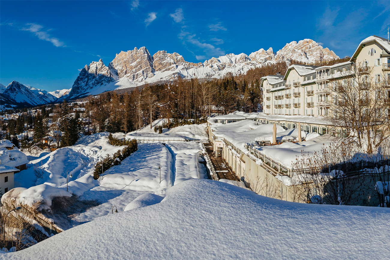 Superyacht Design Symposium - Cortina D'Ampezzo