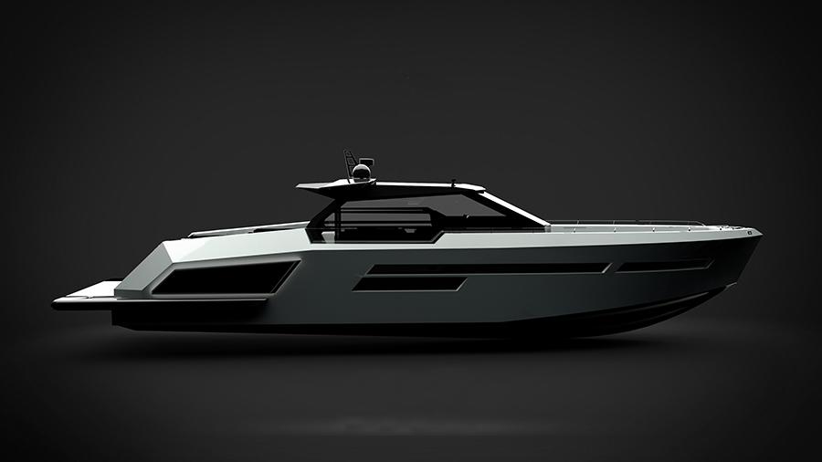 Mazu Yacht 82