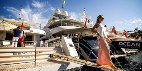 The Monaco Yacht Show 2016 Round Up - اليخوت الأخبار