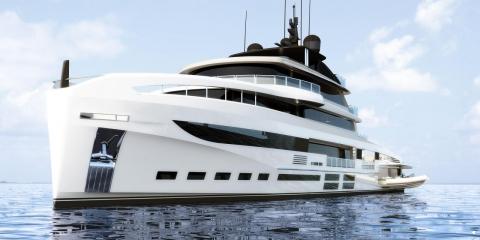 OCEA Introduces 55m Sports Utility Yacht Oceanemo 55 - اليخوت الأخبار