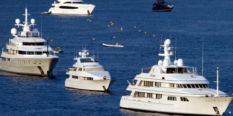 7 of the Best Pictures of Yachts Arriving for the Monaco Yacht Show - اليخوت الأخبار