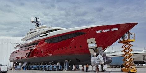 Mondomarine launches the M50 'Ipanema' - اليخوت الأخبار