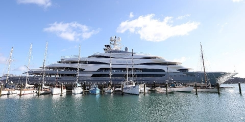 The Superyacht Industry is Poised for Growth - اليخوت الأخبار