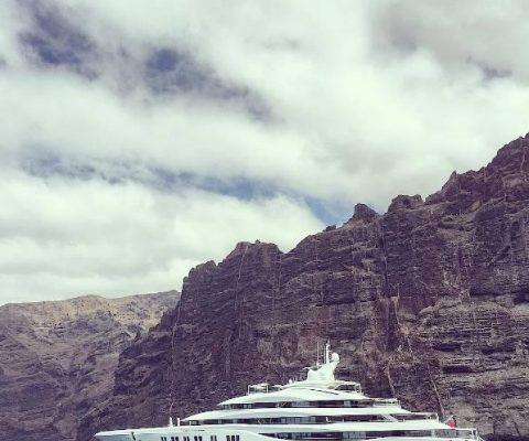 Top 5 Mega Yachts Photos of the Week - اليخوت الأخبار