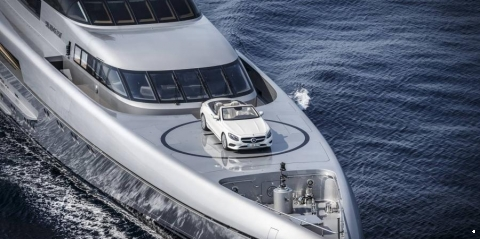 Top 10 Most Viral Yacht Images - اليخوت الأخبار