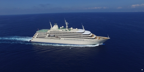 World's Top 10 Largest Yachts - اليخوت الأخبار