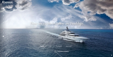 Top 10 Super Yachts Builders - اليخوت الأخبار