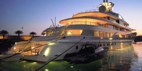 World's Top 10 Most Expensive Luxury Yachts - اليخوت الأخبار
