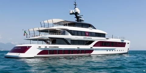 Quinta Essentia Admiral's Elemental 55m Superyacht - اليخوت الأخبار