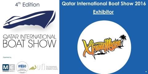 QIBS 2016 Announce Xtreme Marine Exhibitor for the Fourth Edition - اليخوت الأخبار