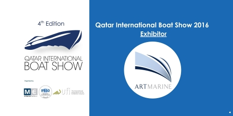 QIBS 2016 Announce Art Marine Exhibitor for the Fourth Edition - اليخوت الأخبار