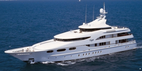 Lürssen Superyacht Capri Sold - اليخوت الأخبار
