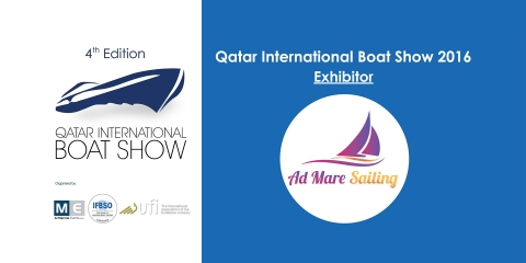 QIBS 2016 Announce Ad Mare Sailing Exhibitor for the Fourth Edition - اليخوت الأخبار