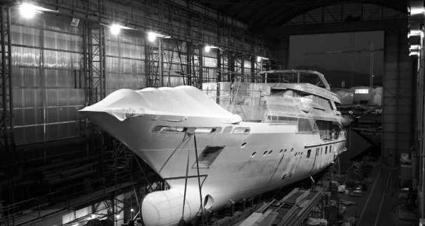 Benetti Begins Construction on Superyacht Blake - اليخوت الأخبار