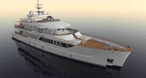 Project Meteor Emerges from Shed at Mural Yachts - اليخوت الأخبار