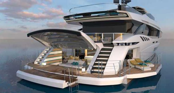 The Latest Project of the Mangusta Gransport line - Mangusta Gransport 44 - اليخوت الأخبار