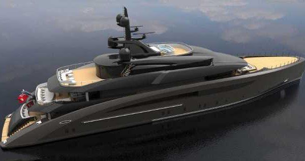 New 62M Superyacht in Build at CRN - اليخوت الأخبار