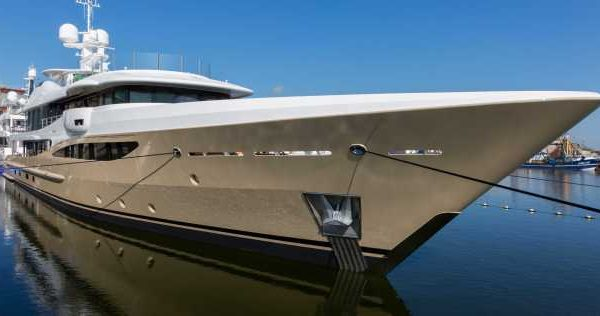 AMELS Launches 55 metre LILI (180 ft) Limited Editions - اليخوت الأخبار