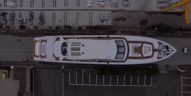 CCN Launches ELSEA First Fully Custom Made 50M Yacht in Aluminum - اليخوت الأخبار