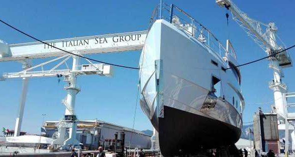 أدميرال إمبيرو يخت ساج أطلق من قبل مجموعة البحر الإيطالي - اليخوت الأخبار