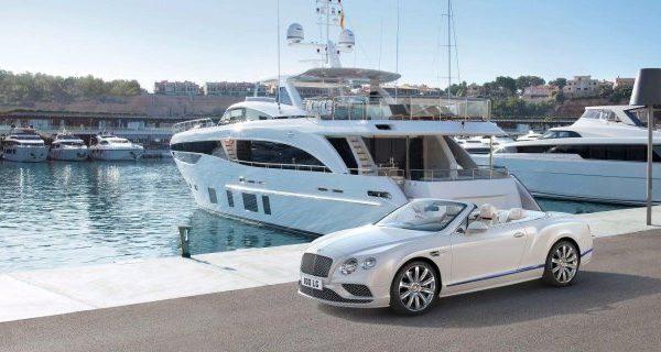 عودة السيارات إلى معرض موناكو لليخوت - اليخوت الأخبار