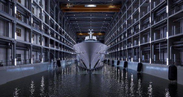 Oceanco Launches 100M/361FT Project Jubilee - اليخوت الأخبار