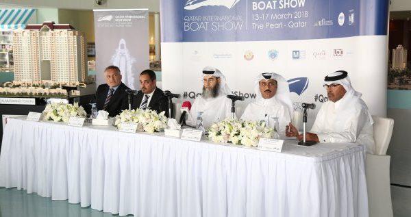 إنطلاق النسخة الخامسة من معرض قطر الدولي للقوارب - اليخوت الأخبار