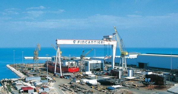 فينكانتيري توقّع إتفاقاً مع الدولة الفرنسية للحصول على ٥٠٪ من أس.تي.أكس فرنسا - اليخوت الأخبار