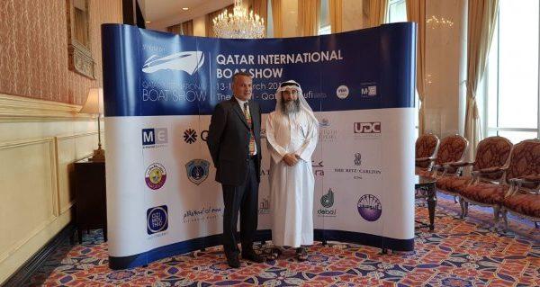 المؤتمر الصحفي الثاني لمعرض قطر الدولي للقوارب النسخة الخامسة - اليخوت الأخبار