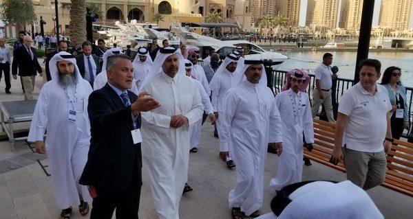 افتتاح معرض قطر الدولي للقوارب في اللؤلؤة - قطر - اليخوت الأخبار
