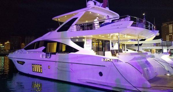 معرض قطر الدولي للقوارب النسخة الخامسة – اليوم الثالث - اليخوت الأخبار