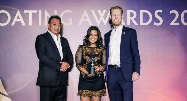 سانسيكر تفوز بجائزة آسيا لليخوت عن فئة أفضل يخت رياضي ذو ٥٥ قدم - اليخوت الأخبار