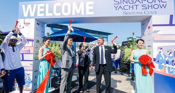 نسخة أخرى ناجحة تؤكد أن معرض اليخوت في سنغافورة هو المعرض رقم واحد في آسيا - اليخوت الأخبار