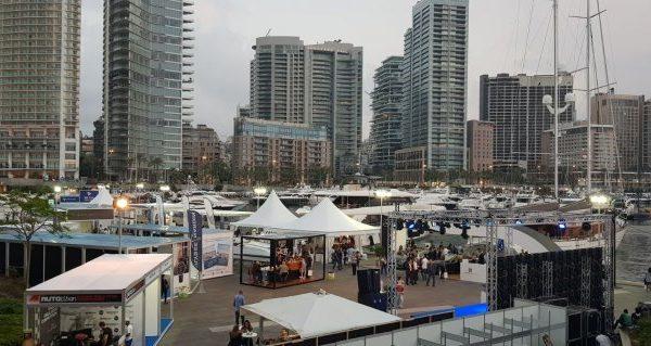 حصرياً: اليوم الأخير لنجاح معرض قوارب بيروت 2018! - اليخوت الأخبار