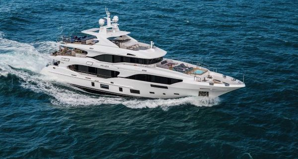 Mediterraneo 116' M/Y Mr. Loui Makes its World Debut at the Miami Yacht Show 20 - Superyachts News