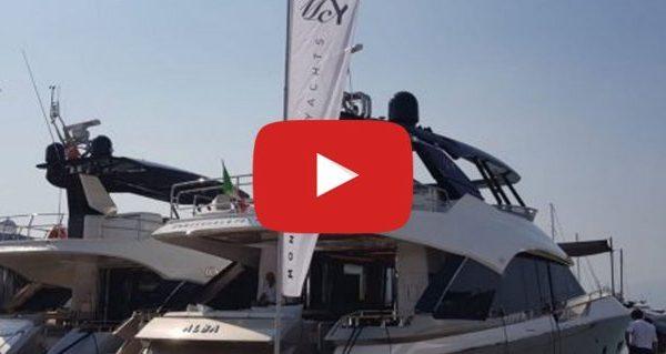 بعض المقتطفات من معرض جنوى الدولي للقوارب 2018 في اليوم الثالث - اليخوت الأخبار