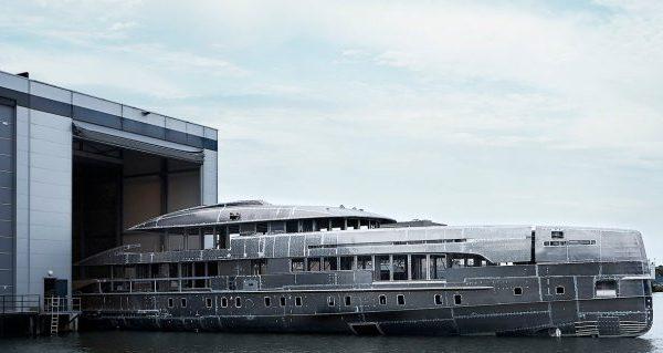 تعلن شركة روزيتي لليخوت الفاخرة عن مفهوم جديد لـ Supply Vessel بطول 52 متر تم تطويره بواسطة مختبر التصميم في - اليخوت الأخبار