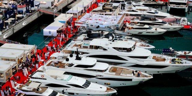 مصنع السفن فينكانتيري وأبو ظبي: التعاون المستقبلي في الإمارات العربية المتحدة - اليخوت الأخبار