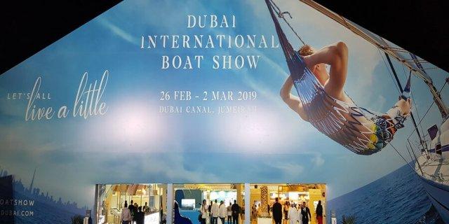 أوشيانكو تكشف عن 105 متراً جديداً في معرض دبي الدولي للقوارب - اليخوت الأخبار