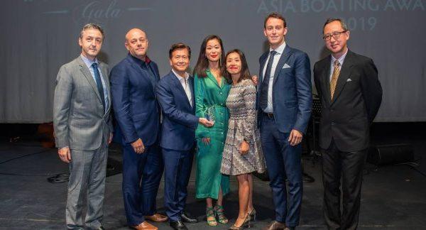 بينيتي ميغا يخت سبيكتر يفوز بجوائز القوارب الآسيوية كأفضل يخت مصمّم حسب الطلب - اليخوت الأخبار