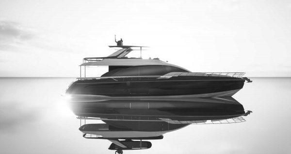 قيد الإنشاء: سيرينا 88 سيحقق تصميمًا متميزًا وكفاءة في الإبحار - اليخوت الأخبار