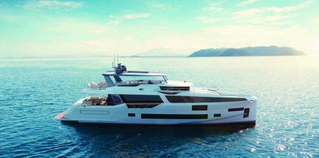 تم تسليم يخت قارب الأحلام الجديد بطول 90 متراً لشركة أوشيانكو بنجاح إلى أصحابه - اليخوت الأخبار