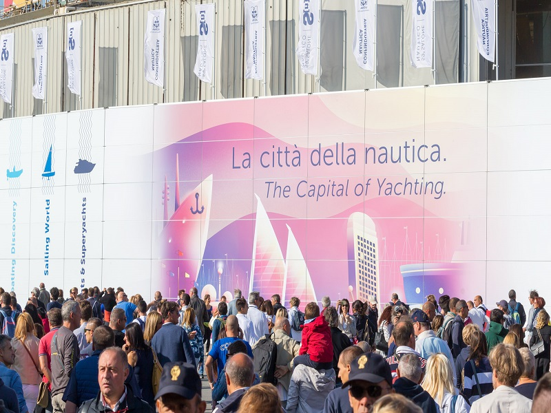 59th Genoa Boat Show, The Final Count 188,404 Visitors