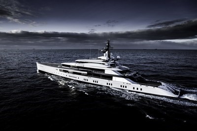 Bravo Eugenia Garners Coveted World Yacht Trophy Award for Yacht of the Year Phoenician Superyachts n