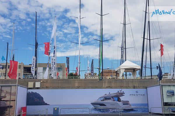 Day 2 - 59th Genoa International Boat Show