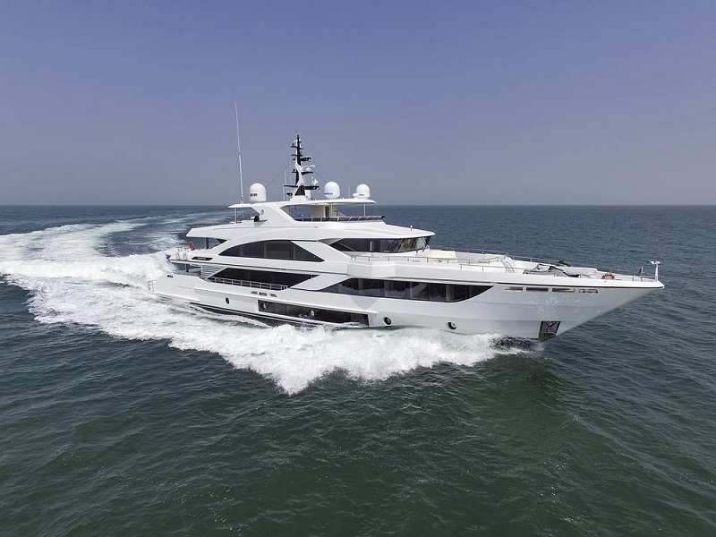 Gulf Craft Delivers the Majesty 140 - Yachts News by Phoenician Boat