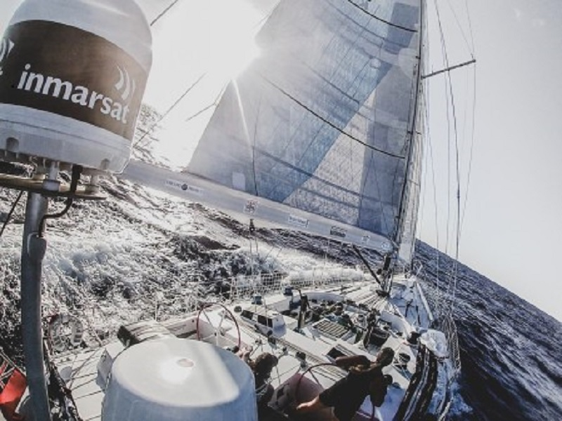 Maiden Factor Crew Rely on Inmarsat for Global Mission - yachts news by phoenician boat