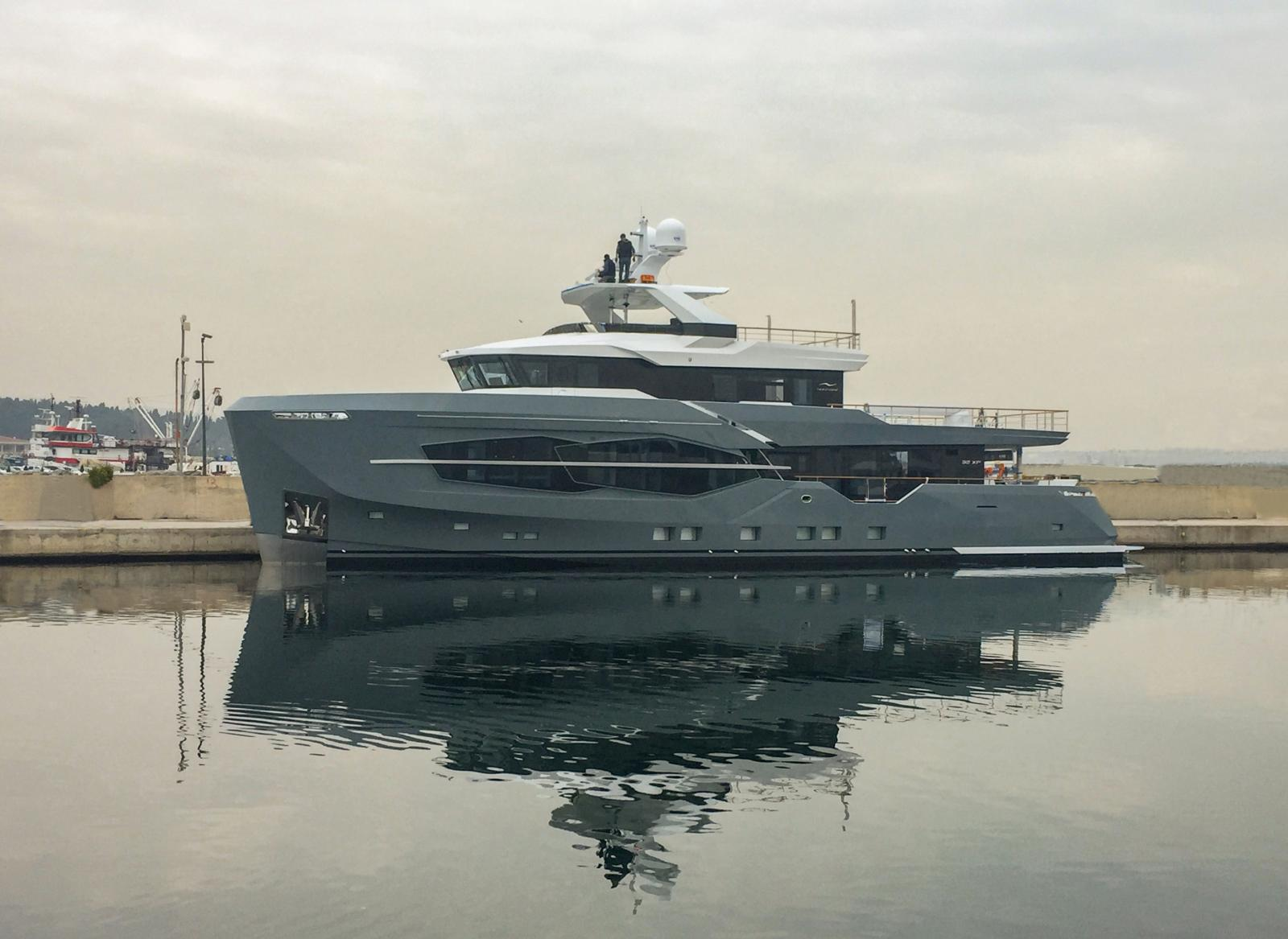 Phoenician Boat - Phoenician Boat - 32XP hull 3
